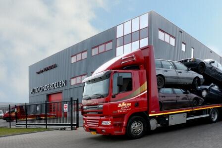 autosloperij Den Haag